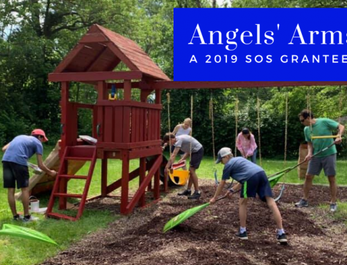 Why We Give – Angels Arms