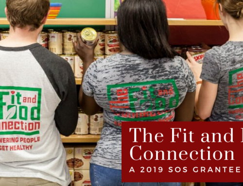 Why We Give – The Fit and Food Connection