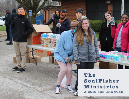 Why We Give – The SoulFisher Ministries
