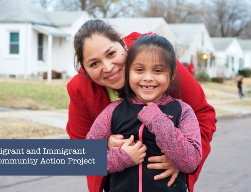 Why We Give – Migrant and Immigrant Community Action Project